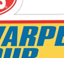 Warped Tour Sticker