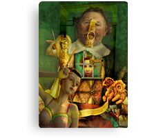 The Importance of Being Ernest (Collaboration) Canvas Print
