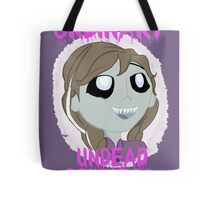 Completely Ordinary Zombie Princess Tote Bag