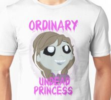Completely Ordinary Zombie Princess Unisex T-Shirt