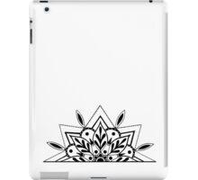 Semi Mandala iPad Case/Skin