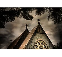 Catholic Church of St Mary and St Finnan Photographic Print