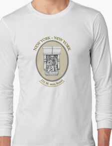 NYC building details 1 Long Sleeve T-Shirt