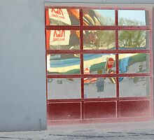 window shopping by Tracy L. Connors