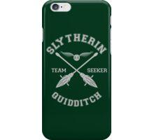 Slytherin - Team Seeker iPhone Case/Skin