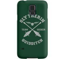 Slytherin - Team Seeker Samsung Galaxy Case/Skin