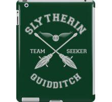Slytherin - Team Seeker iPad Case/Skin
