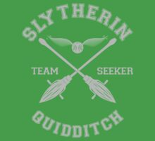 Slytherin - Team Seeker Kids Clothes