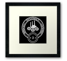 District 3 - Technology Framed Print