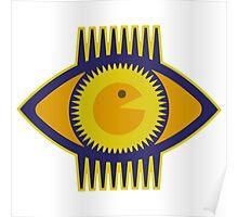 Big Yellow Eye Poster