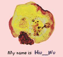 My name is Hiu__Wu One Piece - Long Sleeve