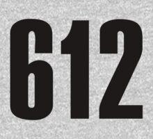 612 Minneapolis | Phone Area Code Shirts by FreshThreadShop