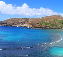 Hanauma Bay by bloftis