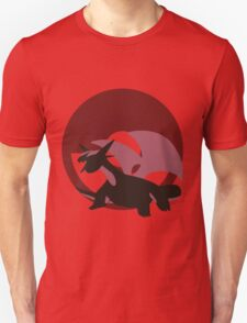 Salamence - Sunset Shores T-Shirt