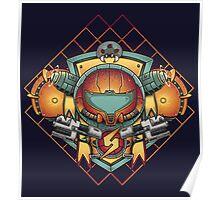 Samus crest Poster