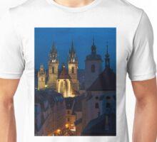 Evening Prague Unisex T-Shirt