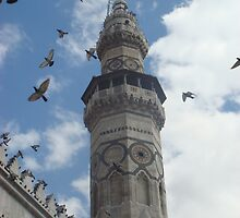 Midday Mosque by Jewell