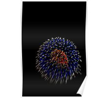 Fireworks C4 Poster