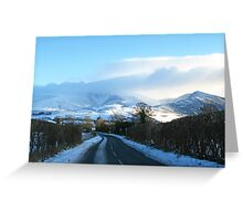Lake District National Park #2 Greeting Card