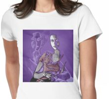 metamorphosis Womens Fitted T-Shirt