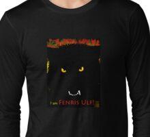 I Am Fenris Ulf Long Sleeve T-Shirt
