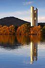 National Carillon Canberra by Darren Stones