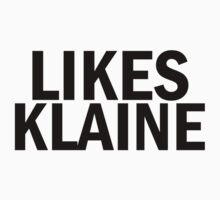 Likes Klaine by DareBearEfron