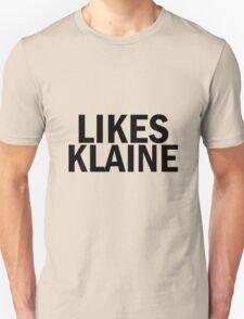 Likes Klaine Unisex T-Shirt