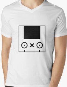 Cute Bunny Mens V-Neck T-Shirt
