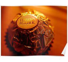 Ferrero Rocher Poster