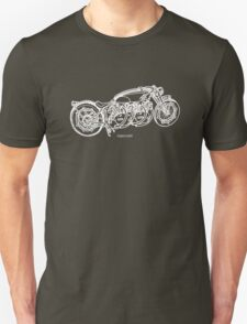 Twin-engined Vincent Black Shadow T-Shirt