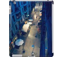 Bilbao Street Scene iPad Case/Skin