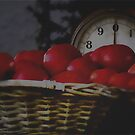 Weigh in the tomatoes by Judi Taylor