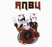 Chi-Bu ANBU Theme Kids Clothes