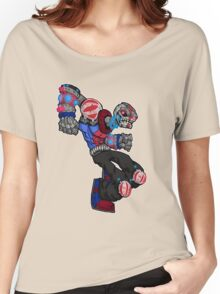 battle bot: spine smasher... Women's Relaxed Fit T-Shirt