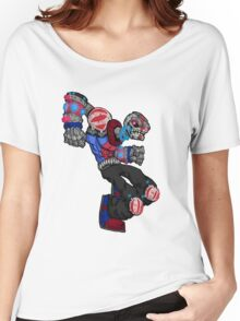 battle bot: spine smasher... Women's Relaxed Fit T-Shirt