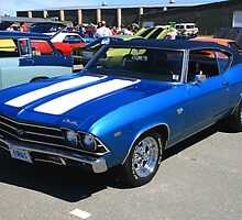1969 Chevrolet Chevelle SS  by HALIFAXPHOTO