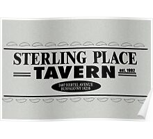 Sterling Place Tavern Poster