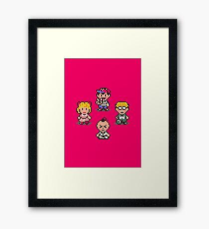 The Chosen Ones Framed Print