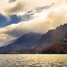 Na Pali Coast by Philip James Filia