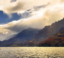 Na Pali Coast by Philip James Filia