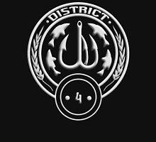 District 4 - Fishing Hoodie