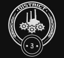 District 3 - Technology T-Shirt