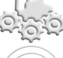District 3 - Technology Sticker