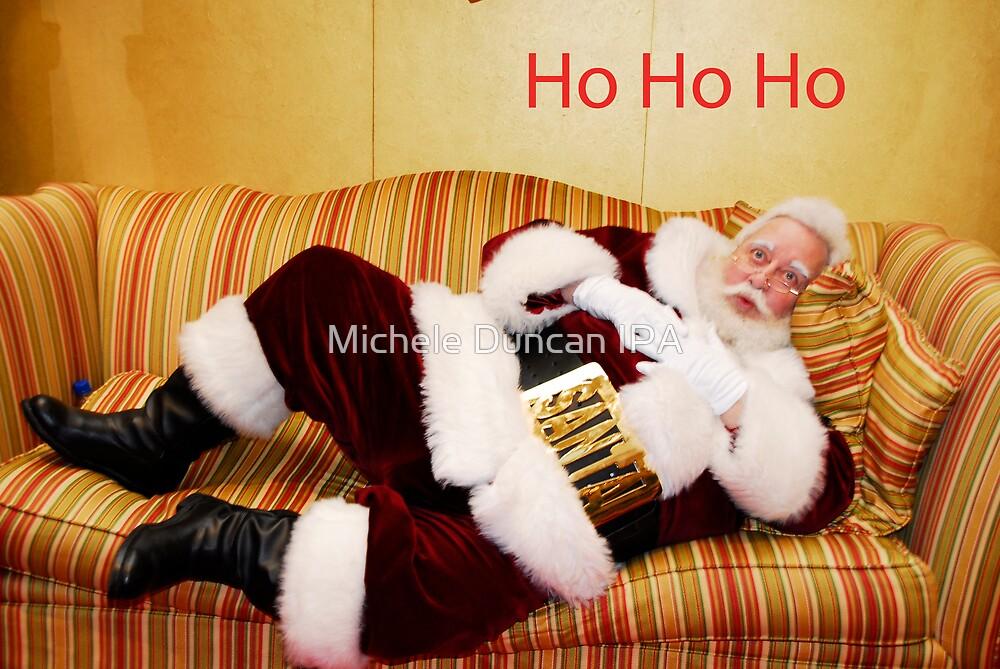 Ho Ho Ho by Michele Duncan IPA