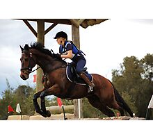 Show jumper Photographic Print