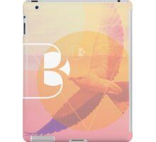 Fancy Letter B iPad Case/Skin