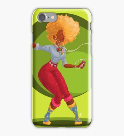 Dancin' with Yourself iPhone Case/Skin