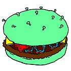 DOPED BURGER .2 by radioboy