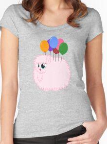 Balloon Adventure Women's Fitted Scoop T-Shirt